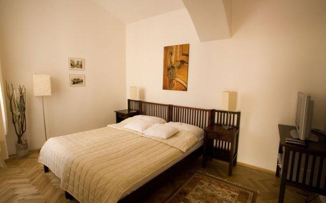 Отель Domus Henrici Прага комната для гостей