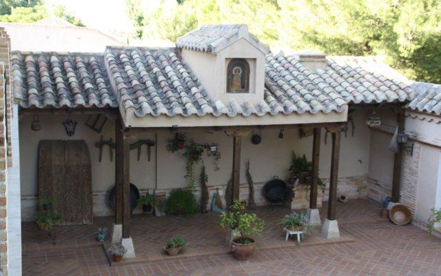 Отель Domus Selecta Doña Manuela вид на фасад