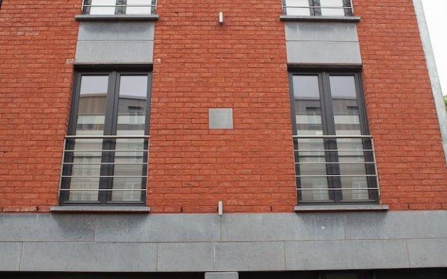 Отель Verone Liège Бельгия, Льеж - отзывы, цены и фото номеров - забронировать отель Verone Liège онлайн вид на фасад