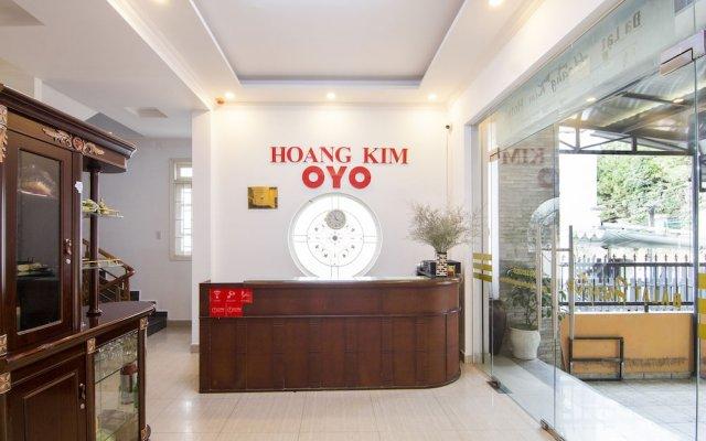 OYO 603 Hoang Kim Hotel Далат интерьер отеля