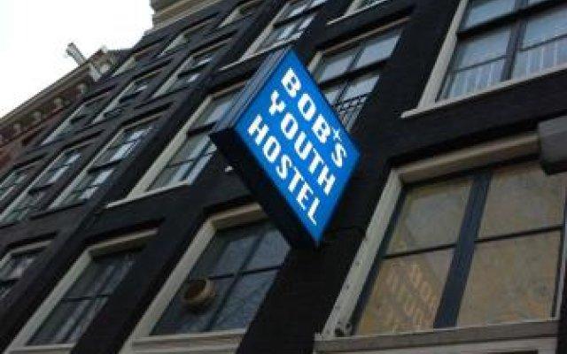 Отель Bob's Youth Hostel Нидерланды, Амстердам - отзывы, цены и фото номеров - забронировать отель Bob's Youth Hostel онлайн вид на фасад