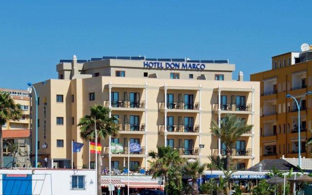 Отель Sol Don Marco вид на фасад