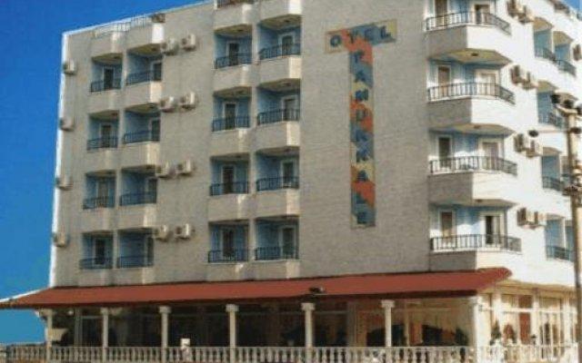 Pamukkale Hotel Турция, Алтинкум - отзывы, цены и фото номеров - забронировать отель Pamukkale Hotel онлайн вид на фасад