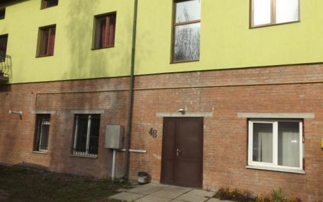Hostel Sunset Lviv Львов вид на фасад