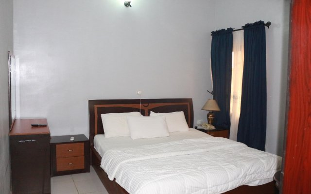 Ann's Haven Hotel & Suites комната для гостей