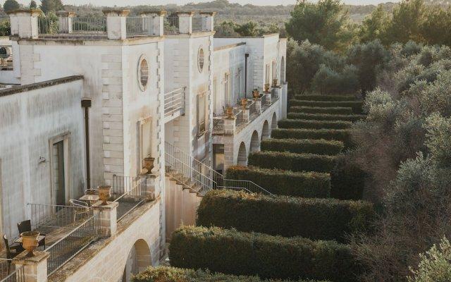 Отель Doubletree By Hilton Acaya Golf Resort Верноле вид на фасад