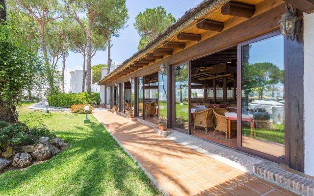 Hotel Vime La Reserva de Marbella вид на фасад