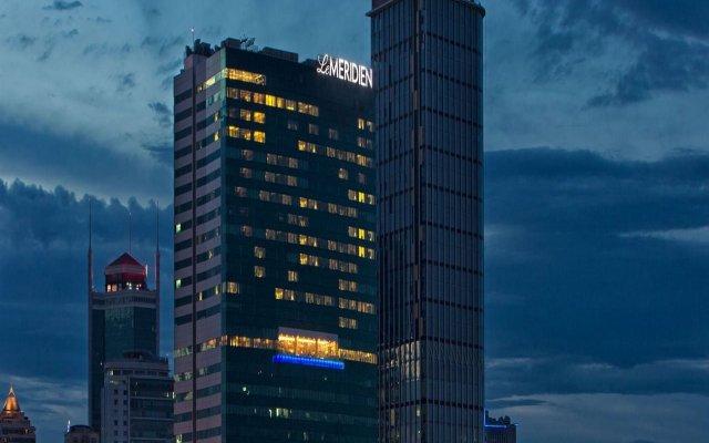 Отель Le Meridien Saigon Вьетнам, Хошимин - отзывы, цены и фото номеров - забронировать отель Le Meridien Saigon онлайн вид на фасад
