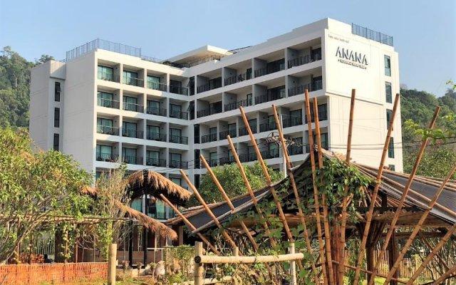 Отель The Pavilions Anana Krabi Таиланд, Ао Нанг - отзывы, цены и фото номеров - забронировать отель The Pavilions Anana Krabi онлайн вид на фасад
