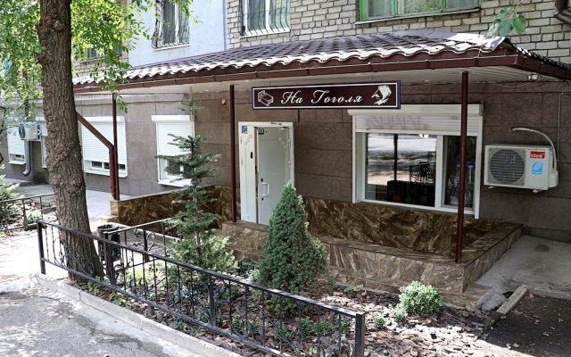 Гостиница Smart Hotel on Gogolya Украина, Запорожье - отзывы, цены и фото номеров - забронировать гостиницу Smart Hotel on Gogolya онлайн вид на фасад