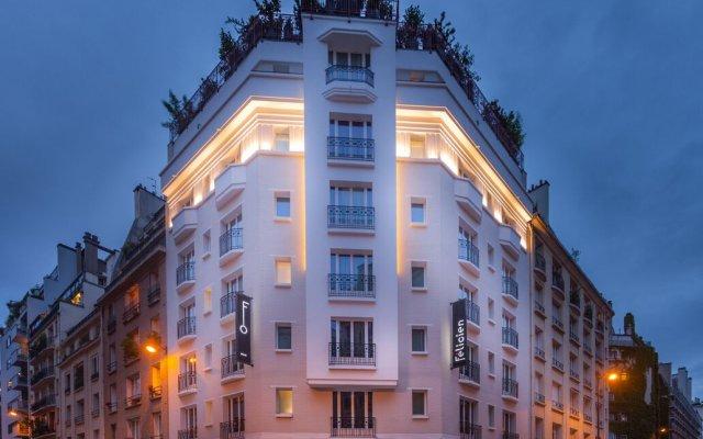 Hotel Félicien by Elegancia вид на фасад