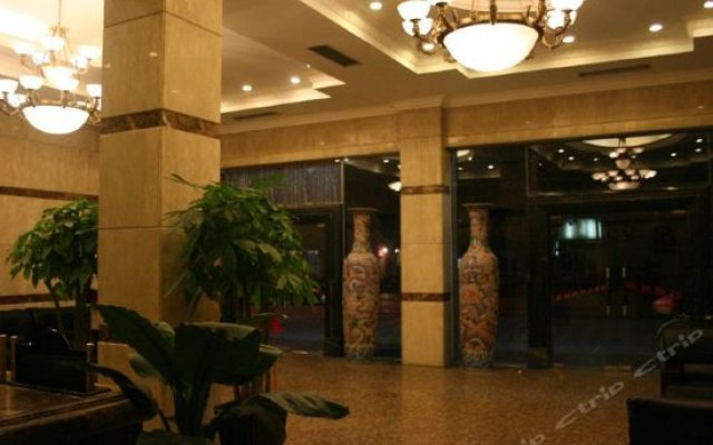 Huhan Hotel интерьер отеля