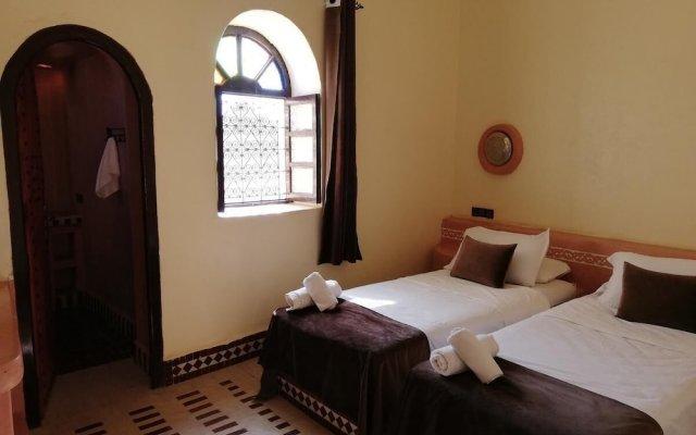 Отель Dar Poublanc Марокко, Мерзуга - отзывы, цены и фото номеров - забронировать отель Dar Poublanc онлайн комната для гостей