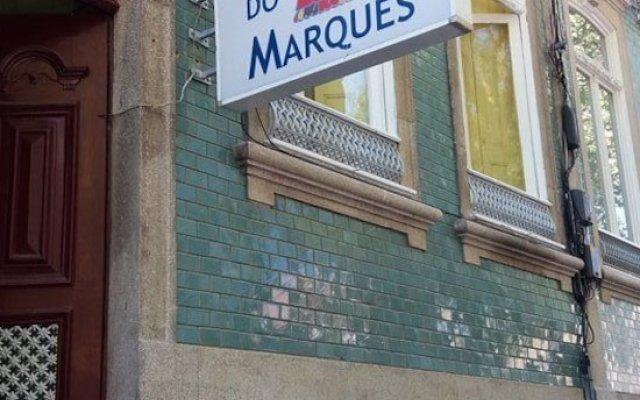 Отель Residencial Do Marques - Alojamento Local вид на фасад