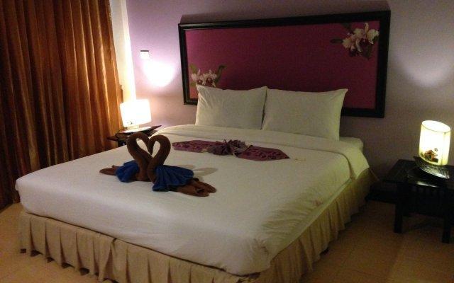 Отель Be My Guest Boutique Hotel Таиланд, Карон-Бич - отзывы, цены и фото номеров - забронировать отель Be My Guest Boutique Hotel онлайн комната для гостей