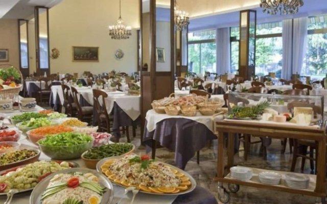 Отель Harry´s Garden Италия, Абано-Терме - отзывы, цены и фото номеров - забронировать отель Harry´s Garden онлайн питание