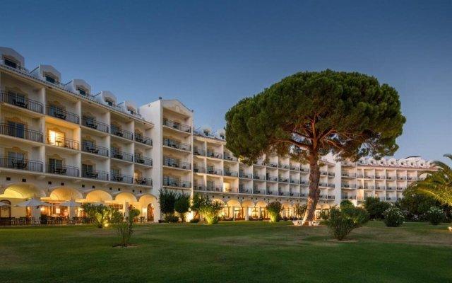 Penina Hotel & Golf Resort вид на фасад