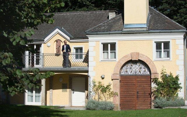 Отель ARCOTEL Castellani Salzburg Австрия, Зальцбург - 3 отзыва об отеле, цены и фото номеров - забронировать отель ARCOTEL Castellani Salzburg онлайн вид на фасад