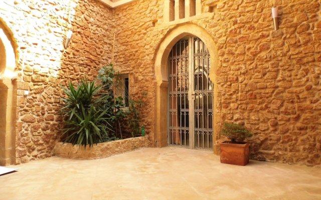Отель Riad Marco Andaluz вид на фасад