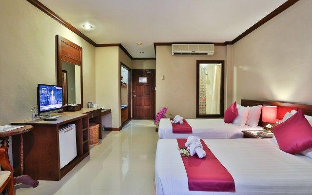 Отель Casa Del M Resort Phuket комната для гостей