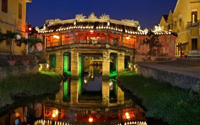 Отель Dong Nguyen Homestay Riverside вид на фасад