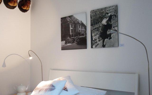Отель Muller Inn Bed & Breakfast Германия, Мюнхен - отзывы, цены и фото номеров - забронировать отель Muller Inn Bed & Breakfast онлайн комната для гостей