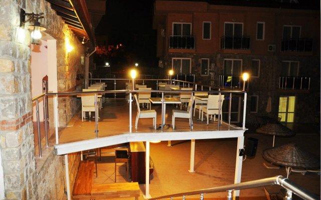 Flora Palm Resort Турция, Олудениз - отзывы, цены и фото номеров - забронировать отель Flora Palm Resort онлайн вид на фасад