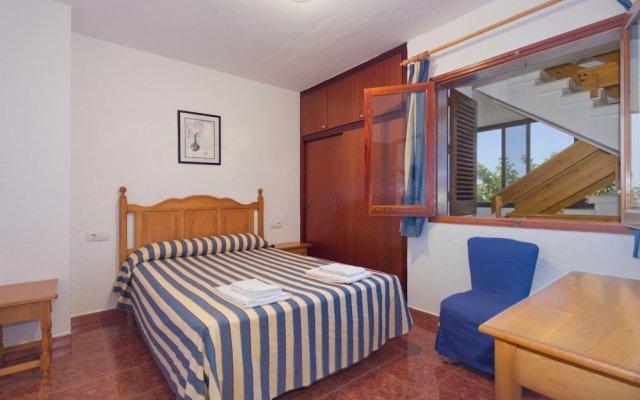 Отель Apartamentos Sol y Mar комната для гостей