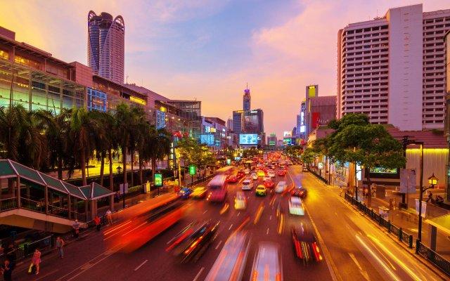 Отель Nana Plaza Таиланд, Бангкок - отзывы, цены и фото номеров - забронировать отель Nana Plaza онлайн бассейн