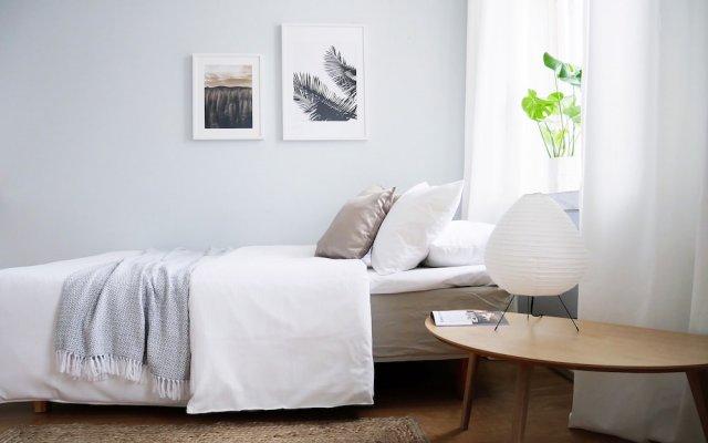 Отель Roost Kirstinkatu Финляндия, Хельсинки - отзывы, цены и фото номеров - забронировать отель Roost Kirstinkatu онлайн комната для гостей