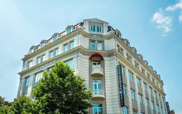 Getaway Hotel Тбилиси вид на фасад