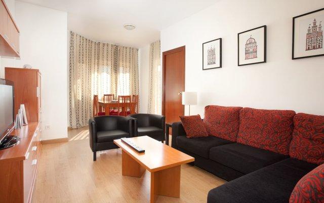 Отель Classy Bcn комната для гостей