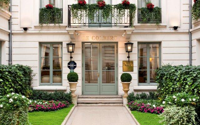 Отель Melia Paris Notre-Dame Франция, Париж - отзывы, цены и фото номеров - забронировать отель Melia Paris Notre-Dame онлайн вид на фасад