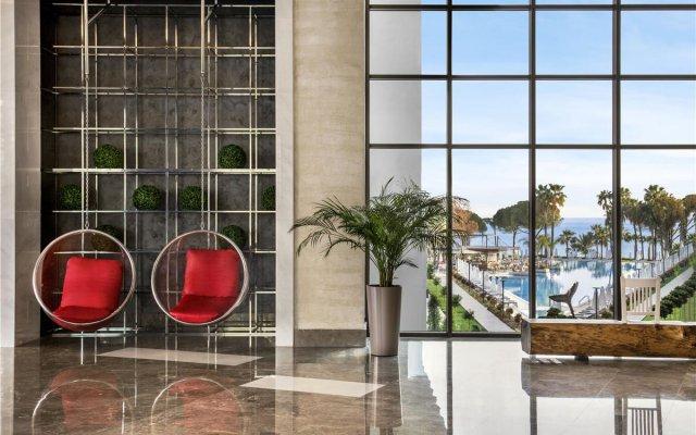 Barut Acanthus & Cennet Турция, Сиде - 2 отзыва об отеле, цены и фото номеров - забронировать отель Barut Acanthus & Cennet - All Inclusive онлайн вид на фасад