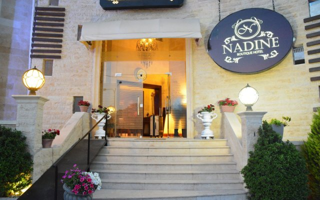 Nadine Boutique Hotel вид на фасад