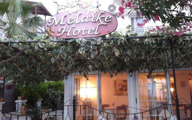 Melaike Otel Турция, Фоча - отзывы, цены и фото номеров - забронировать отель Melaike Otel онлайн вид на фасад