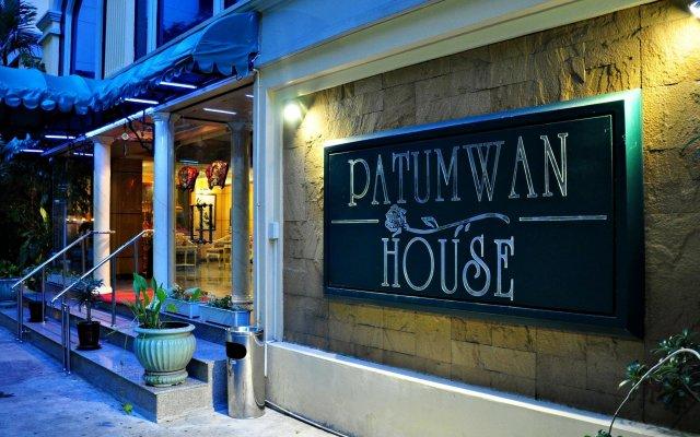 Отель Patumwan House Таиланд, Бангкок - отзывы, цены и фото номеров - забронировать отель Patumwan House онлайн вид на фасад
