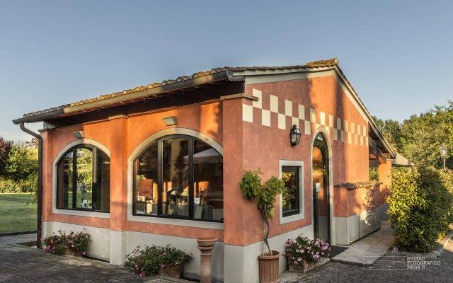 Отель Tenuta I Massini Италия, Эмполи - отзывы, цены и фото номеров - забронировать отель Tenuta I Massini онлайн вид на фасад