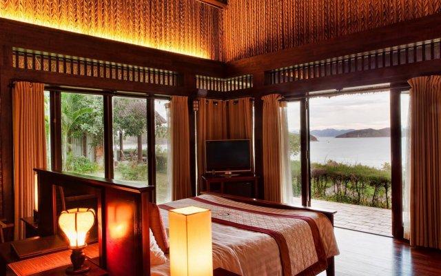 Отель MerPerle Hon Tam Resort Вьетнам, Нячанг - 2 отзыва об отеле, цены и фото номеров - забронировать отель MerPerle Hon Tam Resort онлайн комната для гостей