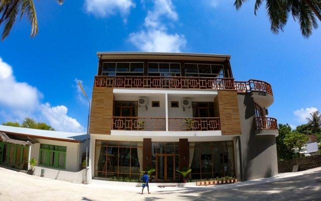 Отель Kanborani вид на фасад