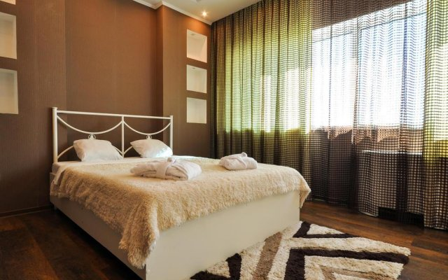 Гостиница ApartInn Казахстан, Нур-Султан - отзывы, цены и фото номеров - забронировать гостиницу ApartInn онлайн комната для гостей