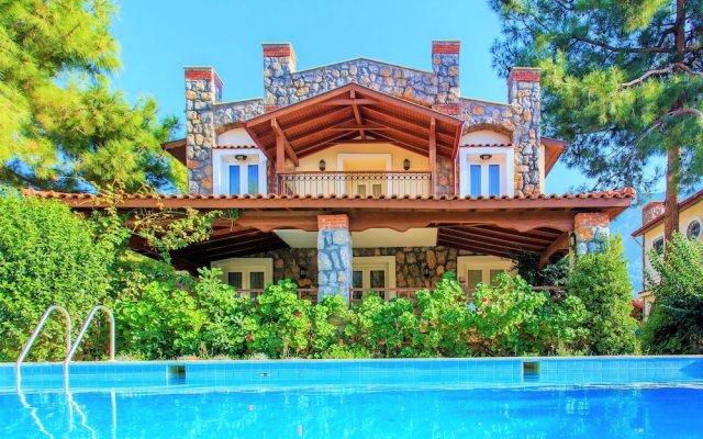 Villa Xanthos 312 Турция, Олудениз - отзывы, цены и фото номеров - забронировать отель Villa Xanthos 312 онлайн бассейн
