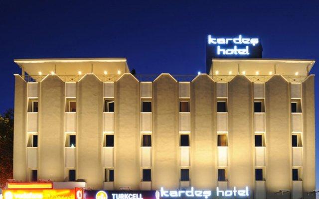 Kardes Hotel Турция, Бурса - отзывы, цены и фото номеров - забронировать отель Kardes Hotel онлайн вид на фасад