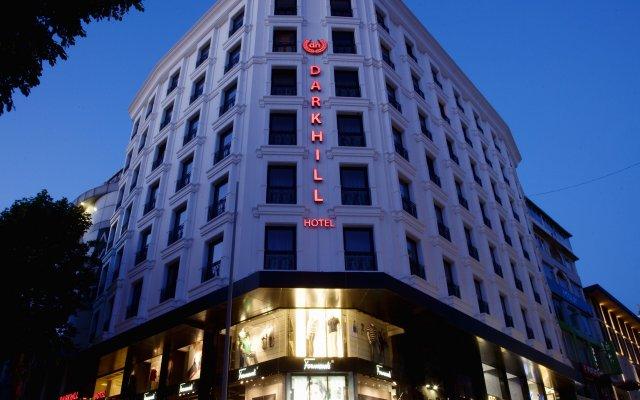 Darkhill Hotel вид на фасад