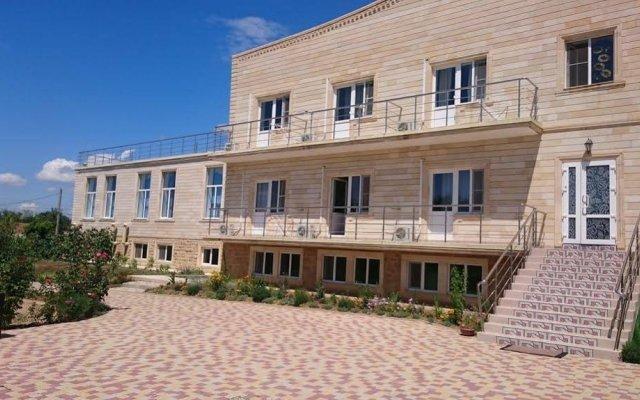 Гостиница Виноградная лоза вид на фасад