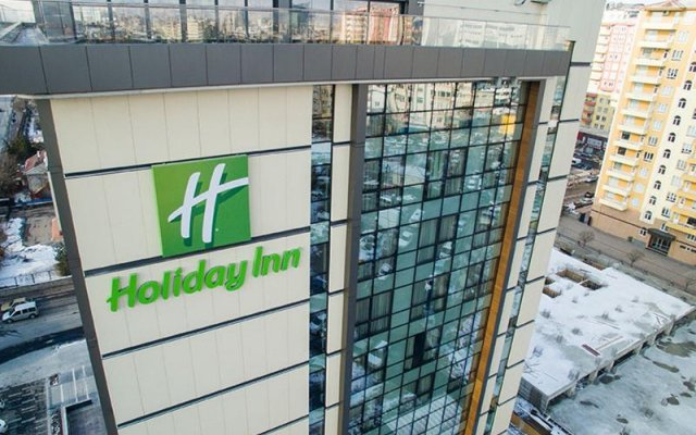 Отель Holiday Inn Kayseri - Duvenonu вид на фасад