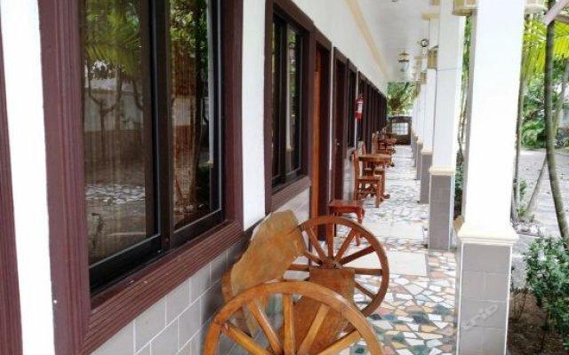 Отель Hiros Apartelle Филиппины, Лапу-Лапу - отзывы, цены и фото номеров - забронировать отель Hiros Apartelle онлайн вид на фасад