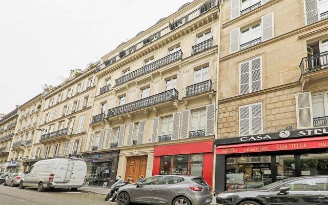 Отель Cocoon Loft - Champs-Elysées Франция, Париж - отзывы, цены и фото номеров - забронировать отель Cocoon Loft - Champs-Elysées онлайн вид на фасад