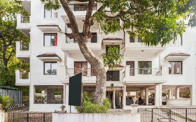 Апартаменты GuestHouser 1 BHK Apartment f749 Гоа вид на фасад