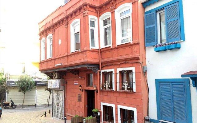 Отель Lale Inn Ortakoy вид на фасад